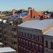Snöskottning stockholm