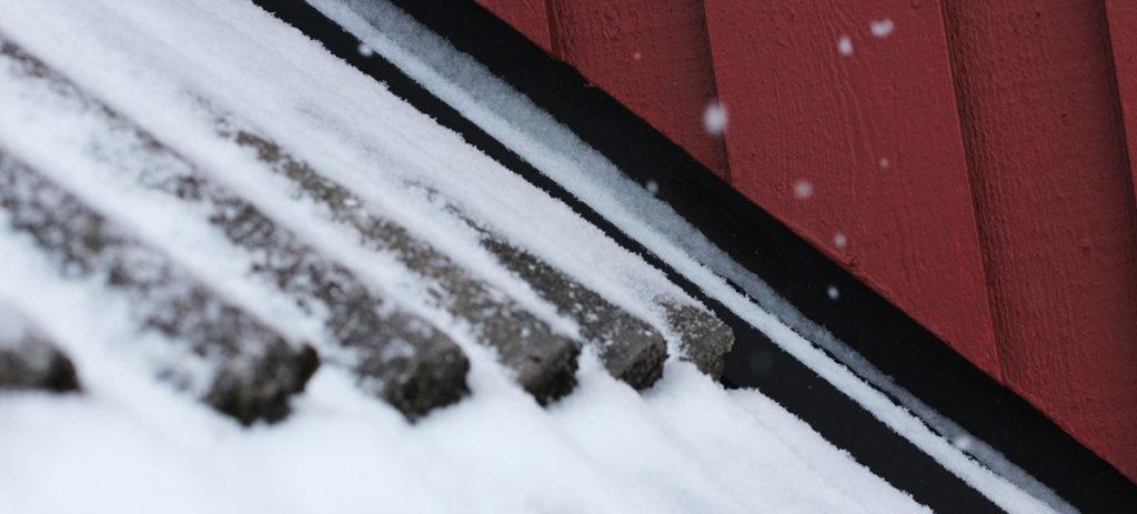 Viktigt att tänka på vid snöskottning